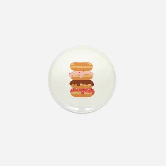 Sweet Donuts Mini Button