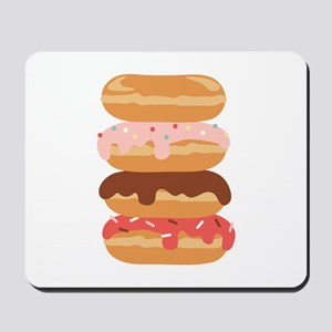Sweet Donuts Mousepad