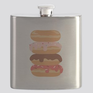 Sweet Donuts Flask