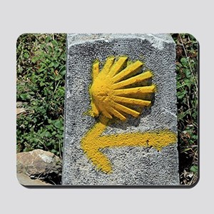 El Camino de Santiago de Compostela, Spa Mousepad