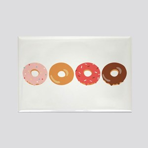 Bakery Donuts Magnets