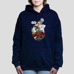 Jager Philosophy Women's Hooded Sweatshirt