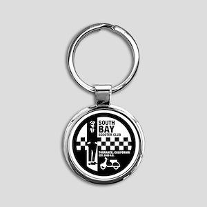 Sbsc Ska Logo Keychain Keychains