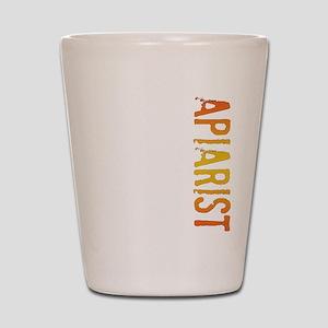 stamp-apiarist Shot Glass