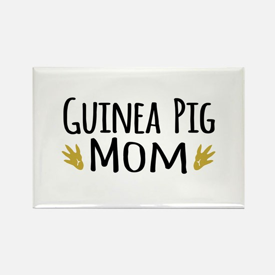 Cute Guinean Rectangle Magnet