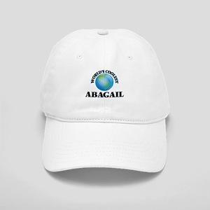 World's Coolest Abagail Cap