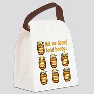 localhoney Canvas Lunch Bag