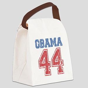 team-obama44D Canvas Lunch Bag