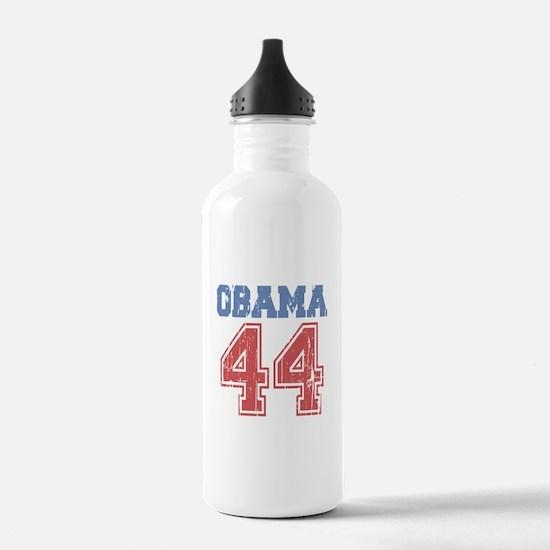 team-obama44D.png Water Bottle