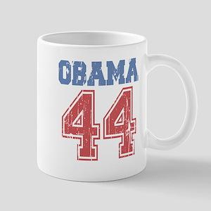 team-obama44D Mugs