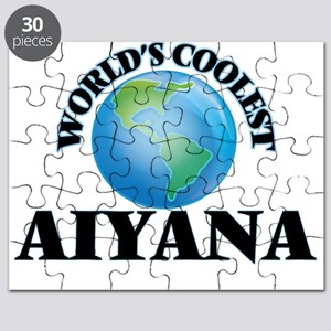 World's Coolest Aiyana Puzzle