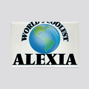 World's Coolest Alexia Magnets