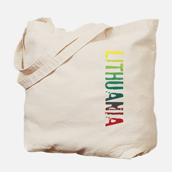 co-stamp01-lithuania.png Tote Bag