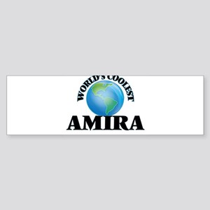 World's Coolest Amira Bumper Sticker
