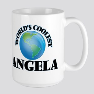 World's Coolest Angela Mugs