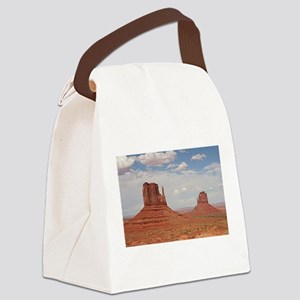 Monument Valley, Utah Canvas Lunch Bag
