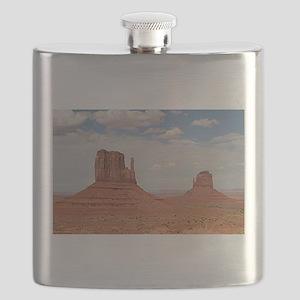 Monument Valley, Utah Flask