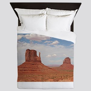 Monument Valley, Utah Queen Duvet