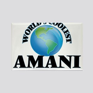 World's Coolest Amani Magnets