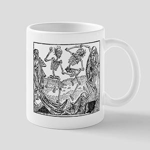 Death's Dance Mug