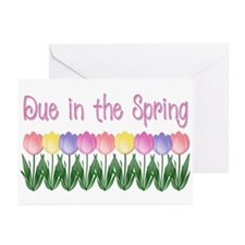 Tulips Greeting Cards (Pk of 10)