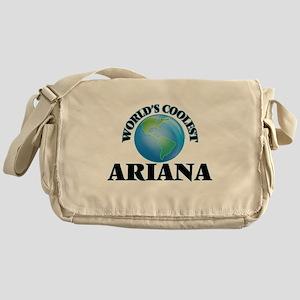 World's Coolest Ariana Messenger Bag