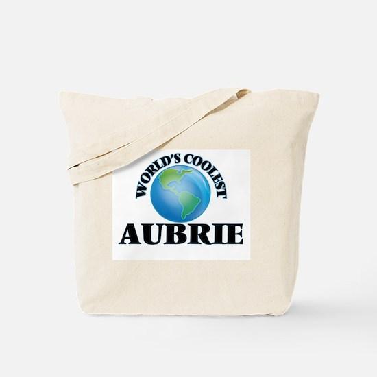 World's Coolest Aubrie Tote Bag