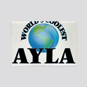 World's Coolest Ayla Magnets