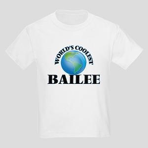 World's Coolest Bailee T-Shirt
