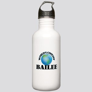 World's Coolest Bailee Stainless Water Bottle 1.0L