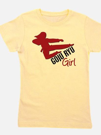 Goju Ryu Girl T-Shirt