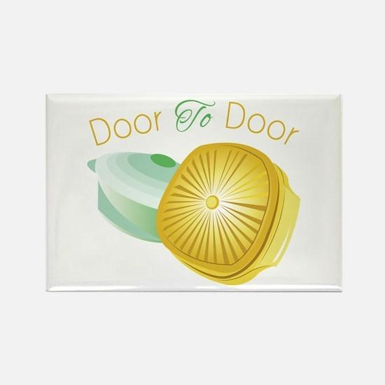 Door To Door Magnets