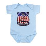 USS DANIEL BOONE Infant Creeper