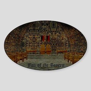 Medieval Tavern Sticker