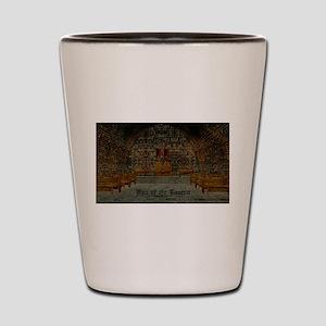 Medieval Tavern Shot Glass