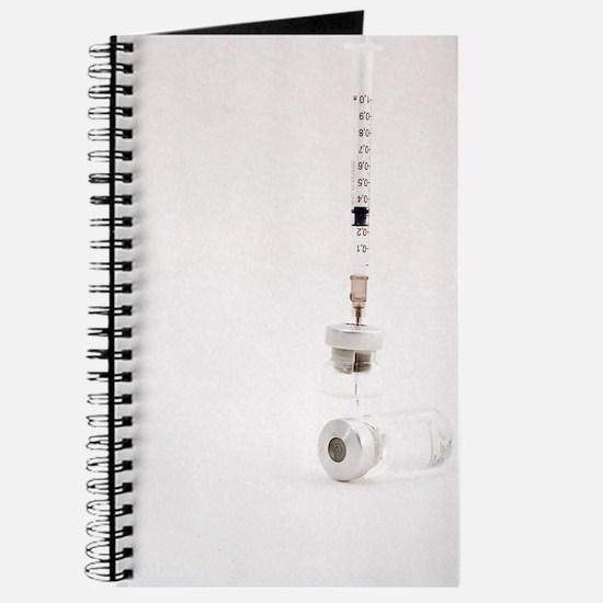 Syringe Journal