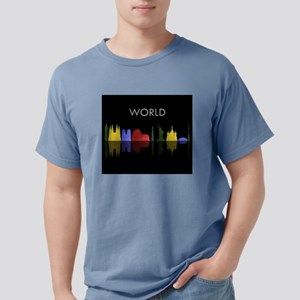 skyline world T-Shirt