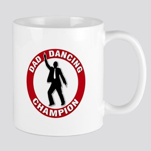 Dad Dancing Champion Mug