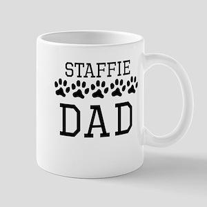 Staffie Dad Mugs