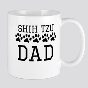Shih Tzu Dad Mugs