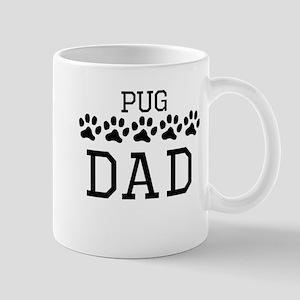 Pug Dad Mugs
