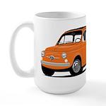Fiat Giardinera Large Mug