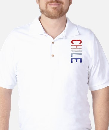 co-stamp02-chile Golf Shirt