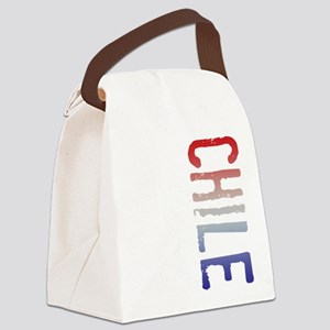 co-stamp02-chile Canvas Lunch Bag