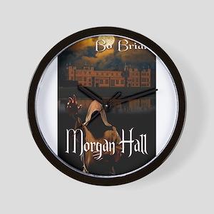Morgan Hall Wall Clock