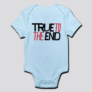 True To The End Body Suit