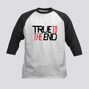 True To The End Baseball Jersey