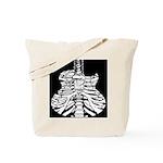 Acoustic Skeletar Tote Bag
