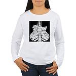 Acoustic Skeletar Women's Long Sleeve T-Shirt