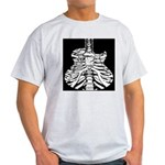 Acoustic Skeletar Light T-Shirt